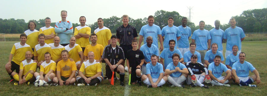 Adult Soccer in NJ