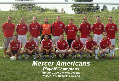 Photo Team Mercer Americans